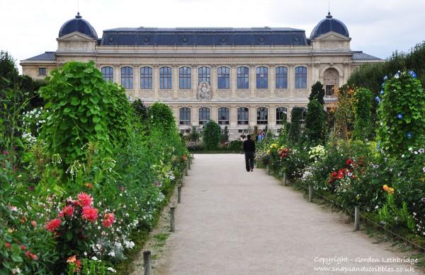 Jardin des Plantes and the Musée National d'Histoire Naturelle
