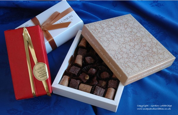 Something for chocoholics in Bordeaux