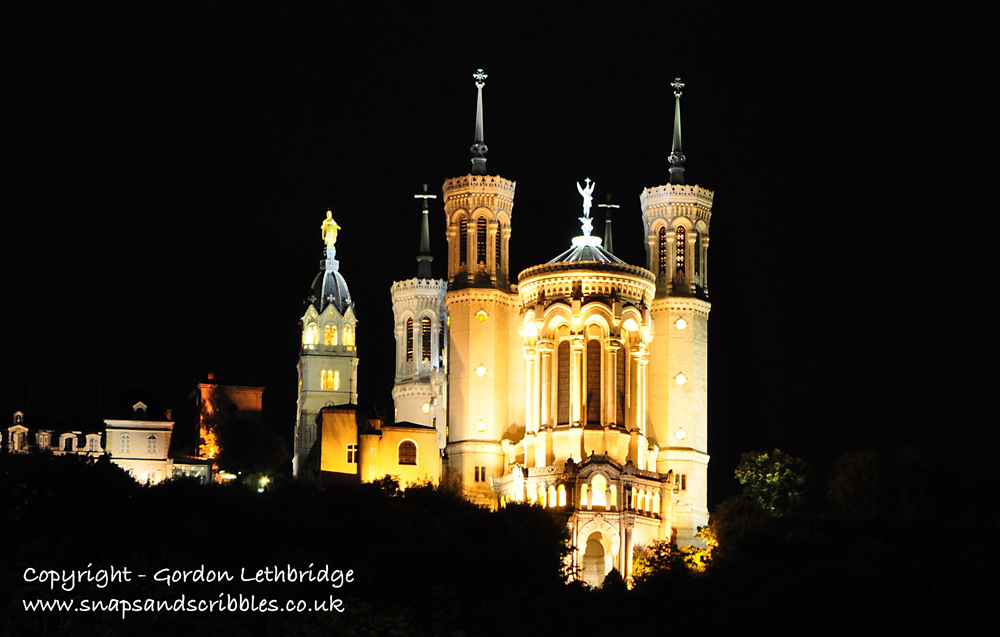 The Fourviere Basilica