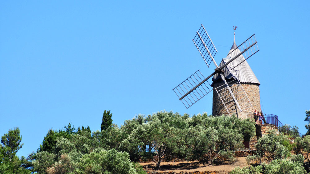 Windmill, Collioure